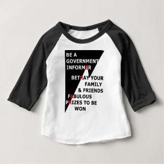 Government Informer Baby T-Shirt