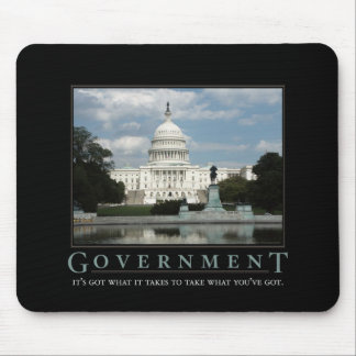 Government Parody Mousepad