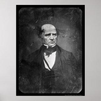 Governor Levi Woodbury Daguerreotype 1841 Poster