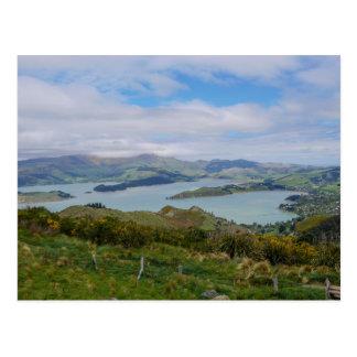 Governors Bay, Christchurch, NZ - Postcard
