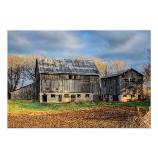 Governors Road Barn Art Photo