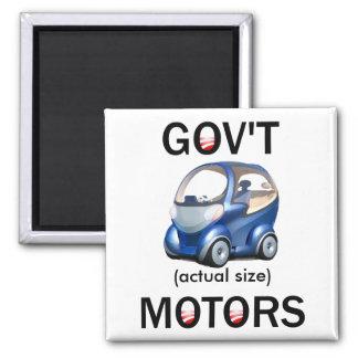 GOV'T MOTORS MAGNET