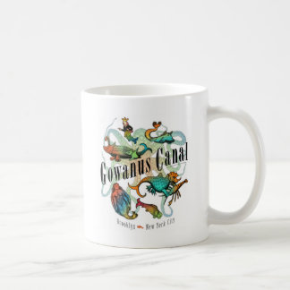 Gowanus Canal of Brooklyn, NY Coffee Mug