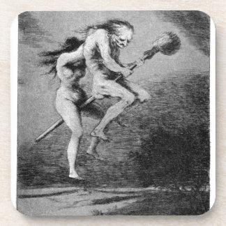 Goya_-_Caprichos_ Coaster