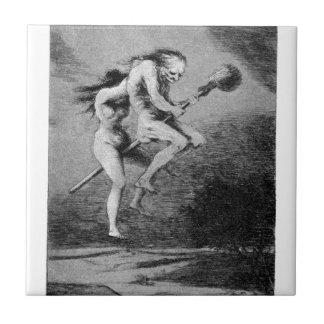 Goya_-_Caprichos_ Tile