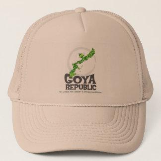 Goya Republic Bold Logo Trucker Hat