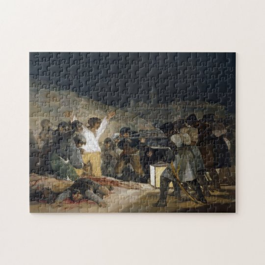 Goya Third of May Puzzle