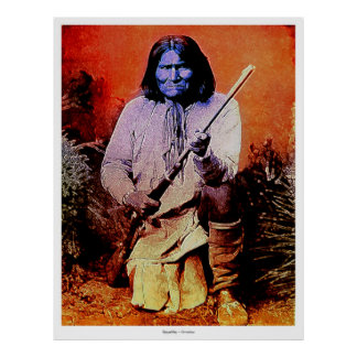 Goyathlay ~ Geronimo Poster