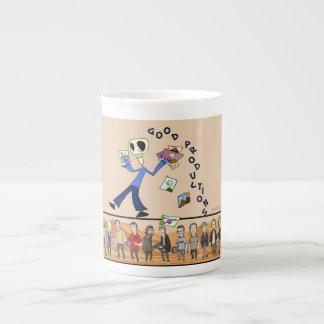 GP Bone Mug