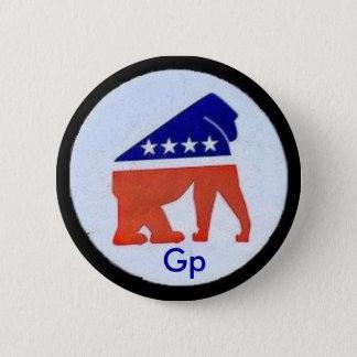 Gp 'PART BUTTON' 2 Inch Round Button