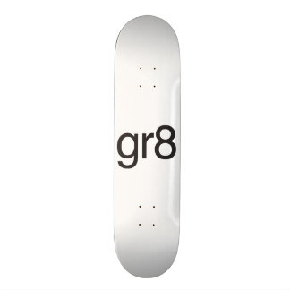 gr8 skate board decks