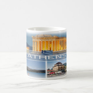 GR Greece - Athens - Coffee Mug