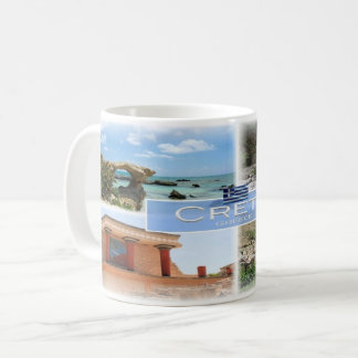 GR Greece - Crete - Coffee Mug