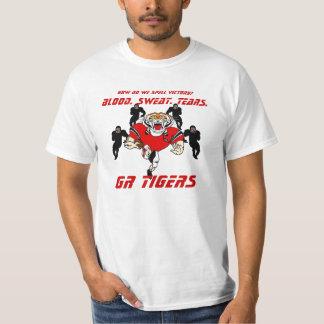 GR Tigers - Blood Sweat Tears T-Shirt