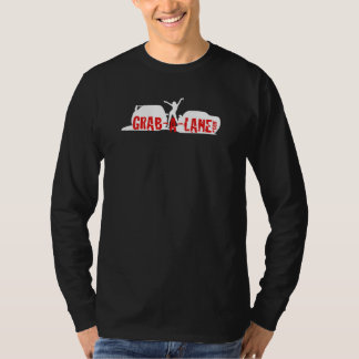 GRAB-A-LANE'S ORIGINAL STREET RACING LOGO T-Shirt