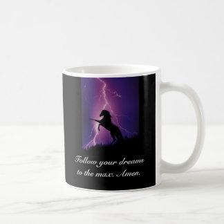 Grab Destiny By the Balls Coffee Mug