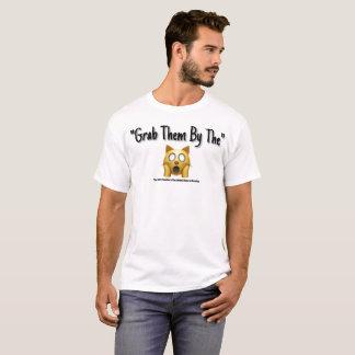 Grab Them By The 🙀 - 45th U.S.A President T-Shirt