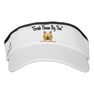 Grab Them By The 🙀 - 45th U.S.A President Visor
