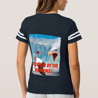 Grab Them by the Midterms Eagle Ladies Tee