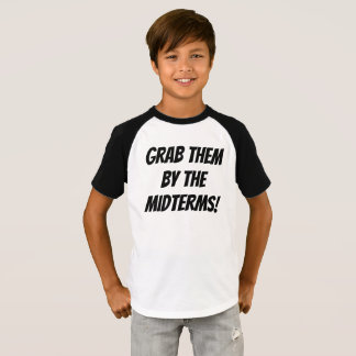 Grab Them by the Midterms Teen/Boys Tee