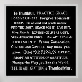 grace and gratitude print