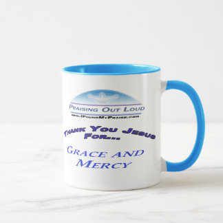 Grace and Mercy Mug