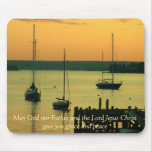 Grace and Peace Mousemats