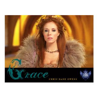 GRACE -Arra-postcard Postcard