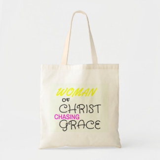 Grace Chaser Tote Bag