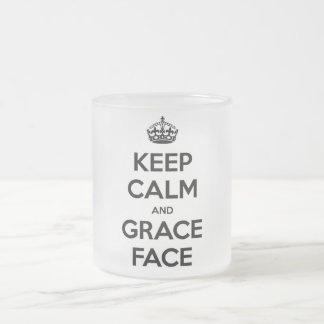 Grace Face Mug