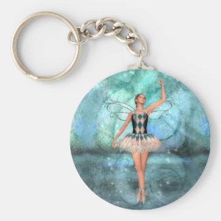 Grace Fairy Ballerina Keychain