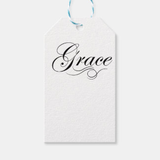 Grace Gift Tags