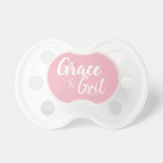 Grace & Grit Infant Pacifier-Carey Portell Pacifier