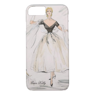 Grace Kelly case for iPhone 7 case