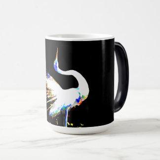 Grace of Egret Magic Mug