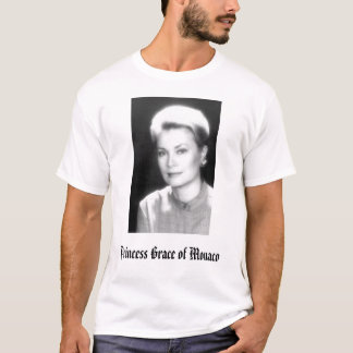 Grace, Princess Grace of Monaco T-Shirt