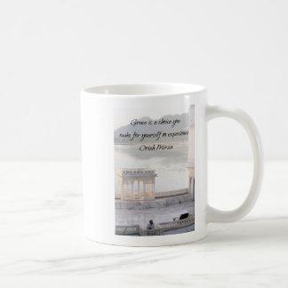 Grace quote coffee mug
