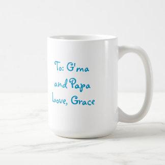 grace sextro coffee mug