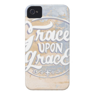 Grace upon Grace iPhone 4 Case