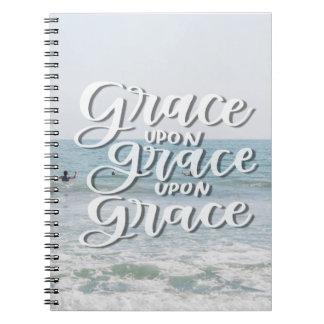 Grace Upon Grace Notebook