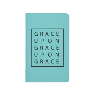 Grace Upon Grace Pocket Journal
