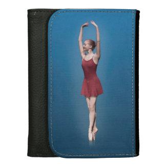 Graceful Ballerina On Pointe Wallet