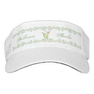 Graceful Ballerina Visor
