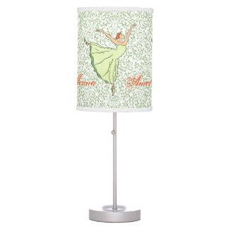 Graceful Ballerinas Table Lamp
