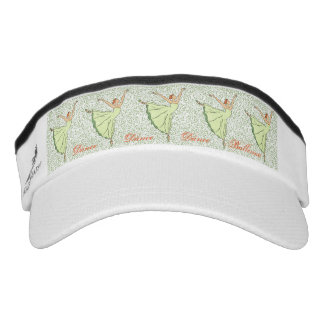 Graceful Ballerinas Visor