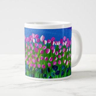Graceful Charm Large Coffee Mug