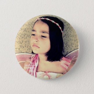Graceful Fairy 2 Inch Round Button