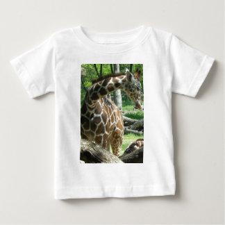 Graceful Giraffe Baby T-Shirt
