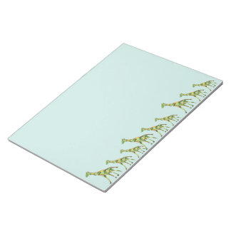 Graceful Giraffe Notepad