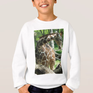 Graceful Giraffe Sweatshirt